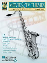 Movie & TV Themes (Tenor Saxophone)