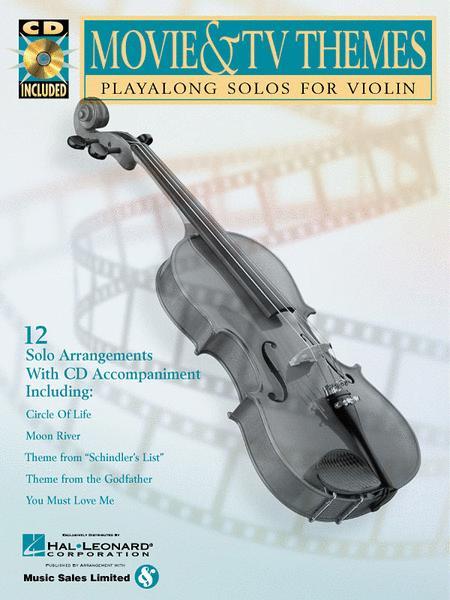 Movie & TV Themes (Violin)