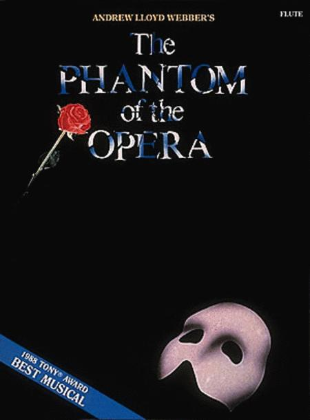 The Phantom Of The Opera (Flute)