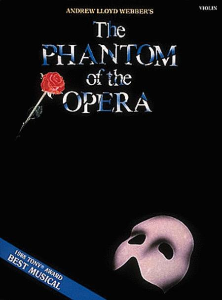 The Phantom of the Opera (Violin)