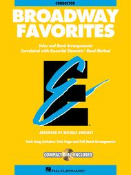 Broadway Favorites - Conductor Score/CD