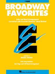 Broadway Favorites - F Horn