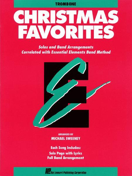 Christmas Favorites - Trombone