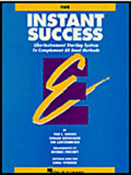 Instant Success - F Horn