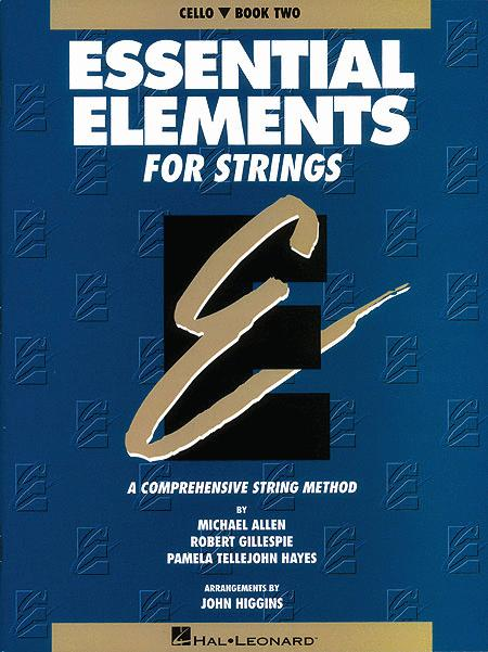Essential Elements for Strings - Book 2 (Cello)