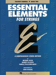 Essential Elements for Strings - Book 2 (Piano Accompaniment)