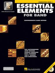 Essential Elements for Band - Conductor Book 1 with EEi