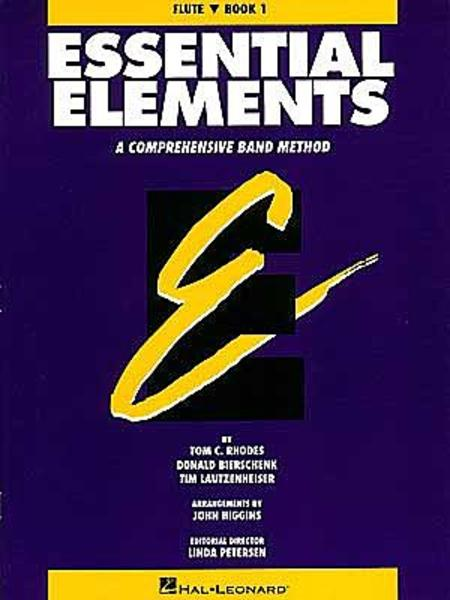 Essential Elements - Book 1 (Eb Alto Clarinet) - Book only