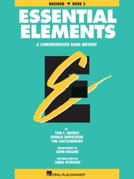 Essential Elements - Book 2 (Bassoon) - Book only
