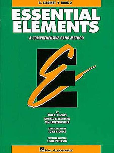 Essential Elements - Book 2 (Bb Tuba in T.C.) - Book only