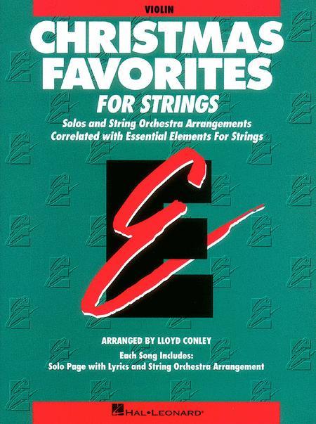 Christmas Favorites - Violin