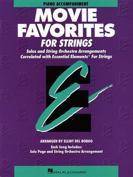 Movie Favorites - Piano Accompaniment