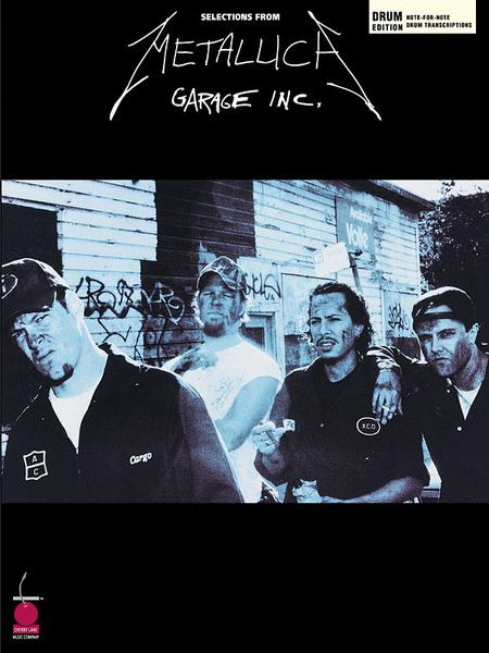 Selections From Garage Inc. - Drums