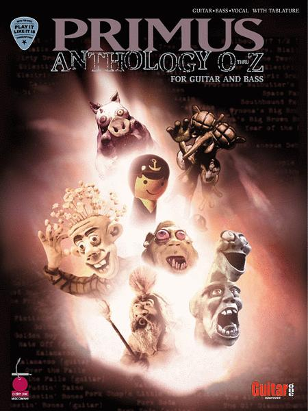 Anthology - O thru Z