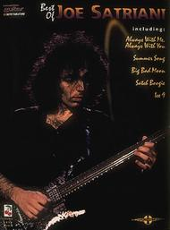 Best Of Joe Satriani