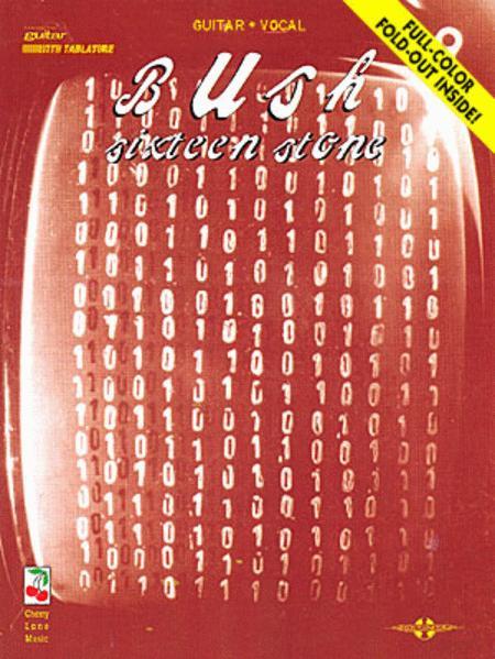 Sixteen Stone Sheet Music By Bush - Sheet Music Plus