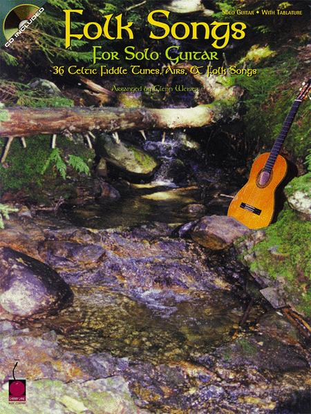 Folk Songs For Solo Guitar