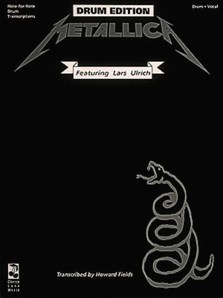 Metallica (Black) - Drums