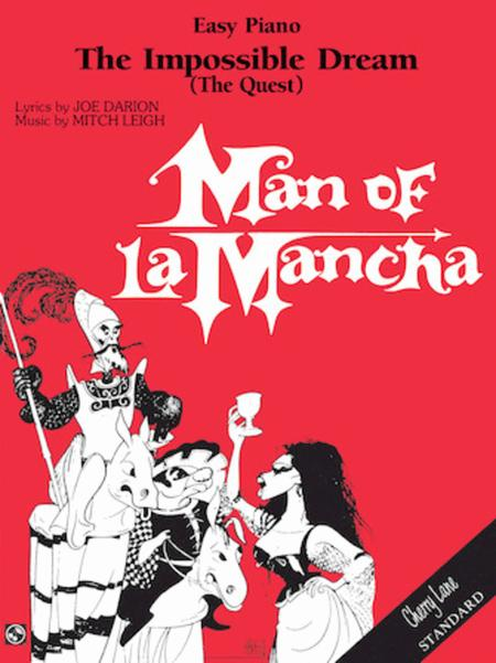 The Impossible Dream - From Man Of La Mancha - Easy Piano