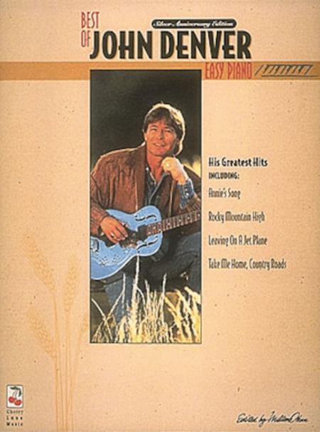Best Of John Denver - Easy Piano