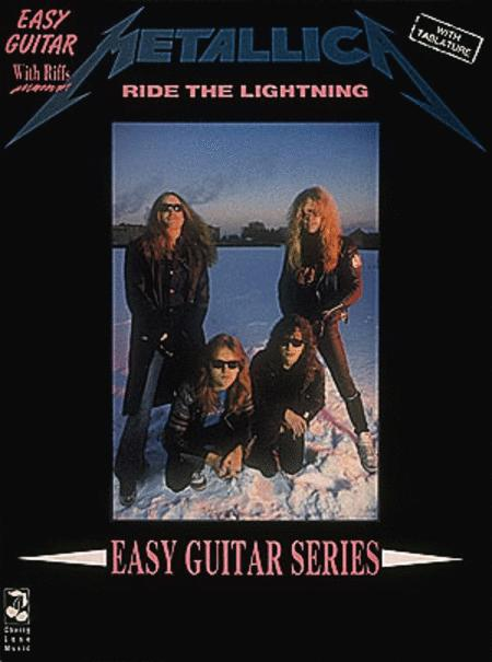 Ride The Lightning - Easy Guitar