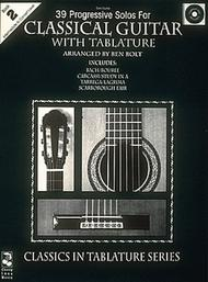 39 Progressive Solos for Classical Guitar - Book 2