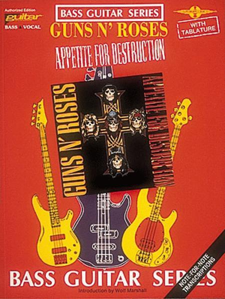Guns N' Roses - Appetite For Destruction - Bass