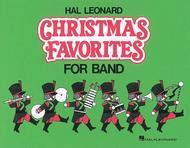 Hal Leonard Christmas Favorites for Marching Band (Level II) - Flute