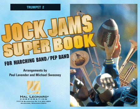 Jock Jams Super Book - Trumpet 2
