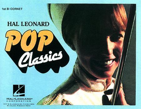 Hal Leonard Pop Classics - 1st Cornet