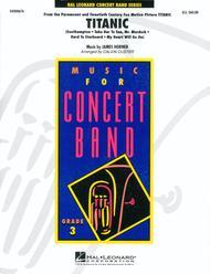 Titanic Medley Movie - Concert Band (Full Score)