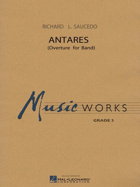 Antares (Overture for Band)