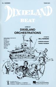 Dixieland Beat No. 1 - Tenor Sax