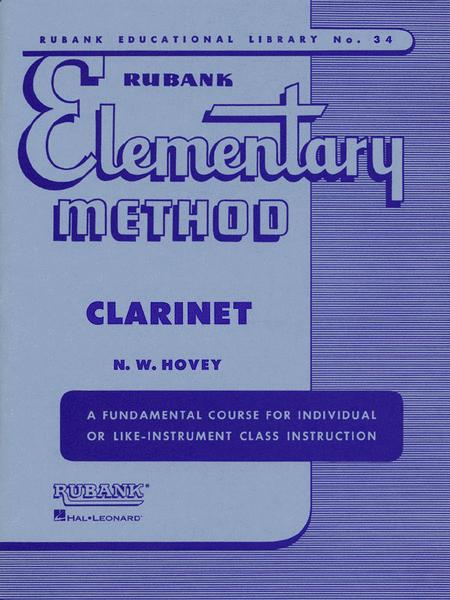 Rubank Elementary Method (Clarinet)