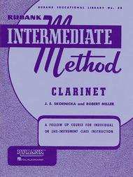 Rubank Intermediate Method - Clarinet
