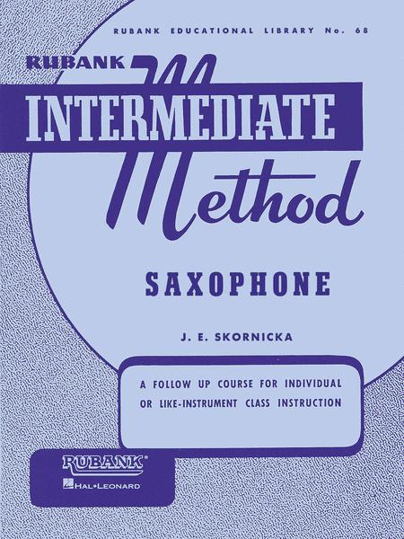 Rubank Intermediate Method (Saxophone)