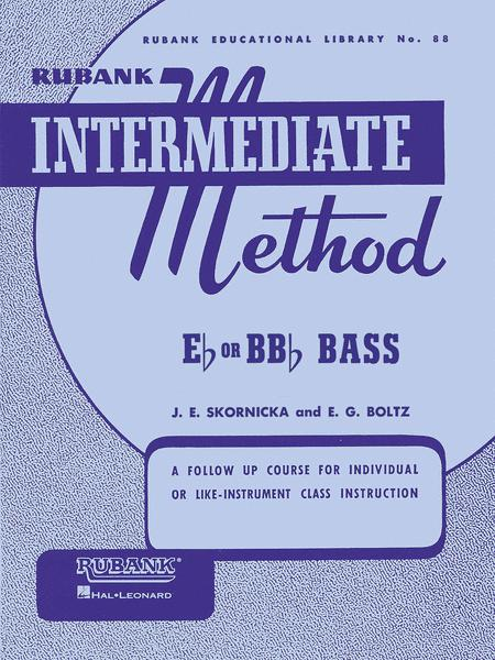 Rubank Intermediate Method - E Flat Or BB Flat Bass (Tuba-Sousaphone)