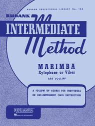 Rubank Intermediate Method - Marimba, Xylophone or Vibes