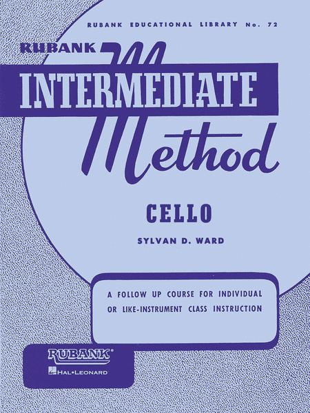 Rubank Intermediate Method - Cello