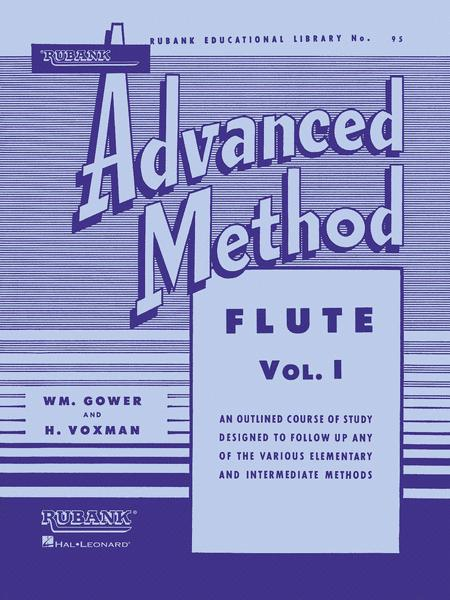Rubank Advanced Method - Flute Vol.1