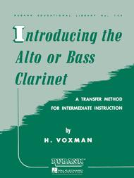Introducing the Alto or Bass Clarinet
