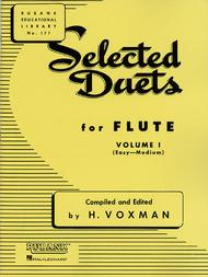 Selected Duets Flute - Volume 1