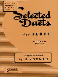 Selected Duets Flute - Volume 2