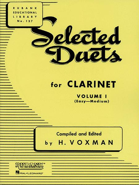 Selected Duets - Clarinet (Volume 1)