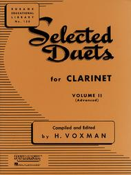 Selected Duets - Clarinet (Volume 2)