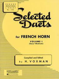 Selected Duets - French Horn (Volume1)
