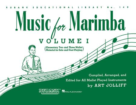Music for Marimba - Volume I