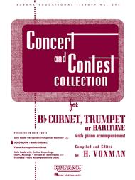 Concert and Contest Collections - Baritone (Bass Clef Baritone Part)