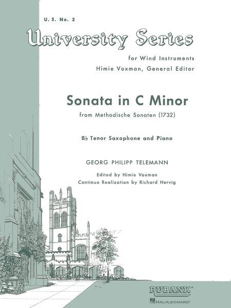 Sonata in C Minor (from Methodische Sonaten)
