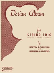Dorian Album For String Trio